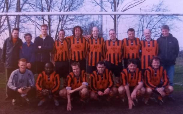 3 juli bij Be Quick : reünie oude zesde elftal
