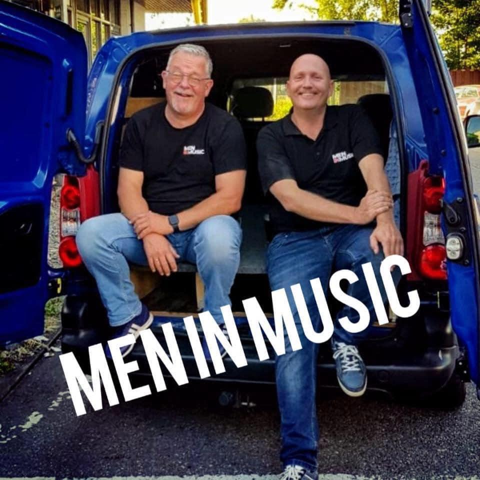 Men in Music treedt zaterdag op